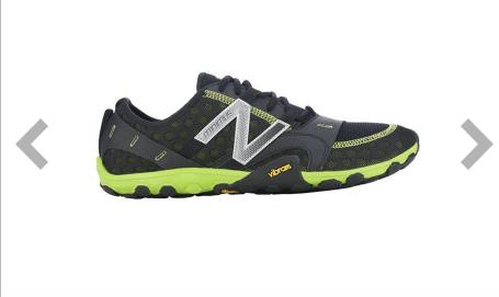 New Balance minimus shoe