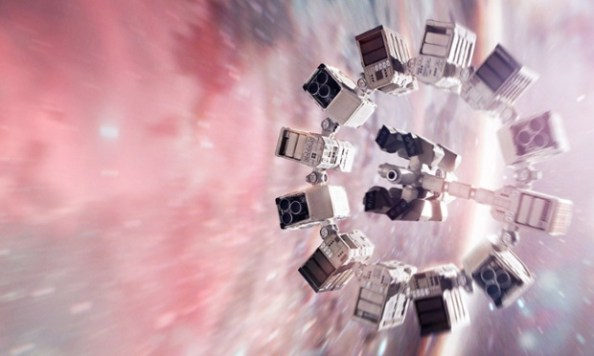 Photo by ©Paramount/Courtesy Everett Collection/REX (4116107a) Interstellar Interstellar - 2014