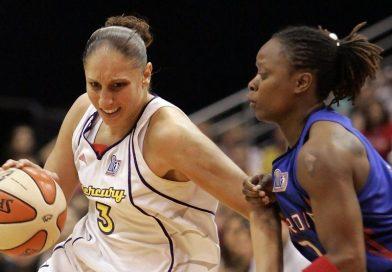 Phoenix prive Détroit du titre WNBA 2007
