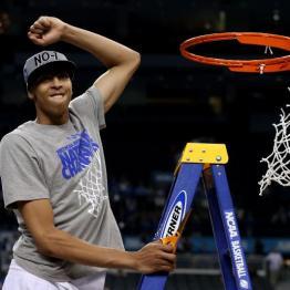 Anthony Davis - champion NCAA 2012 avec Kentucky (c) Getty