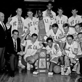 UCLA Champion NCAA en 1967 (c) uclabruins.com