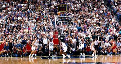 1998 NBA Finals – The Last Shot : Michael Jordan, beauté et apothéose