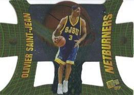 Olivier Saint-Jean - San José State Spartans carte 2 (c) tradingcarddb com