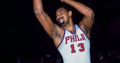 Wilt Chamberlain : le double-triple-double du Big Dipper