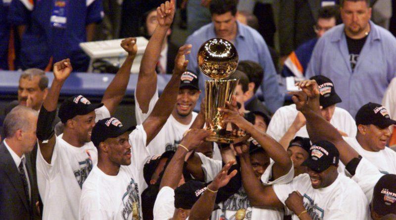 NBA Finals 1999 : les Spurs fêtent leur premier titre de champion, Tim Duncan MVP