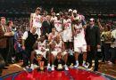 NBA Finals 2004 : les Pistons décrochent leur troisième titre NBA, Chauncey Billups MVP