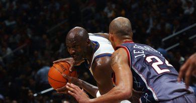 Michael Jordan, 40 ans, plante 43 points en 2003 face aux Nets : son dernier carton à plus de 40 pions