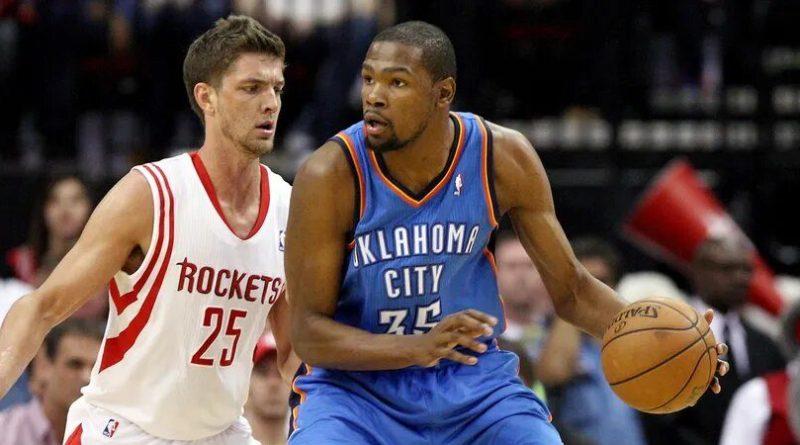 Playoffs 2013 : Kevin Durant voit double, 41 points – 14 rebonds face aux Rockets au match 3
