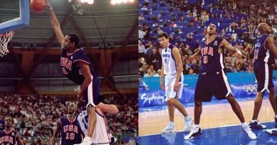 JO 2000 : le dunk monstrueux de Vince Carter sur Frédéric Weis lors de USA – France en match de poules