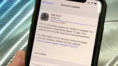 Photo of שוחררה מערכת הפעלה iOS 12.3 – תיקוני שגיאות ושיפורים