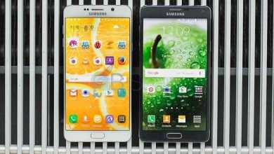 Photo of ההבדלים הקטנים בין ה- Note 4 ל- Note 5, זה מה שהופך אותו לעוצמתי