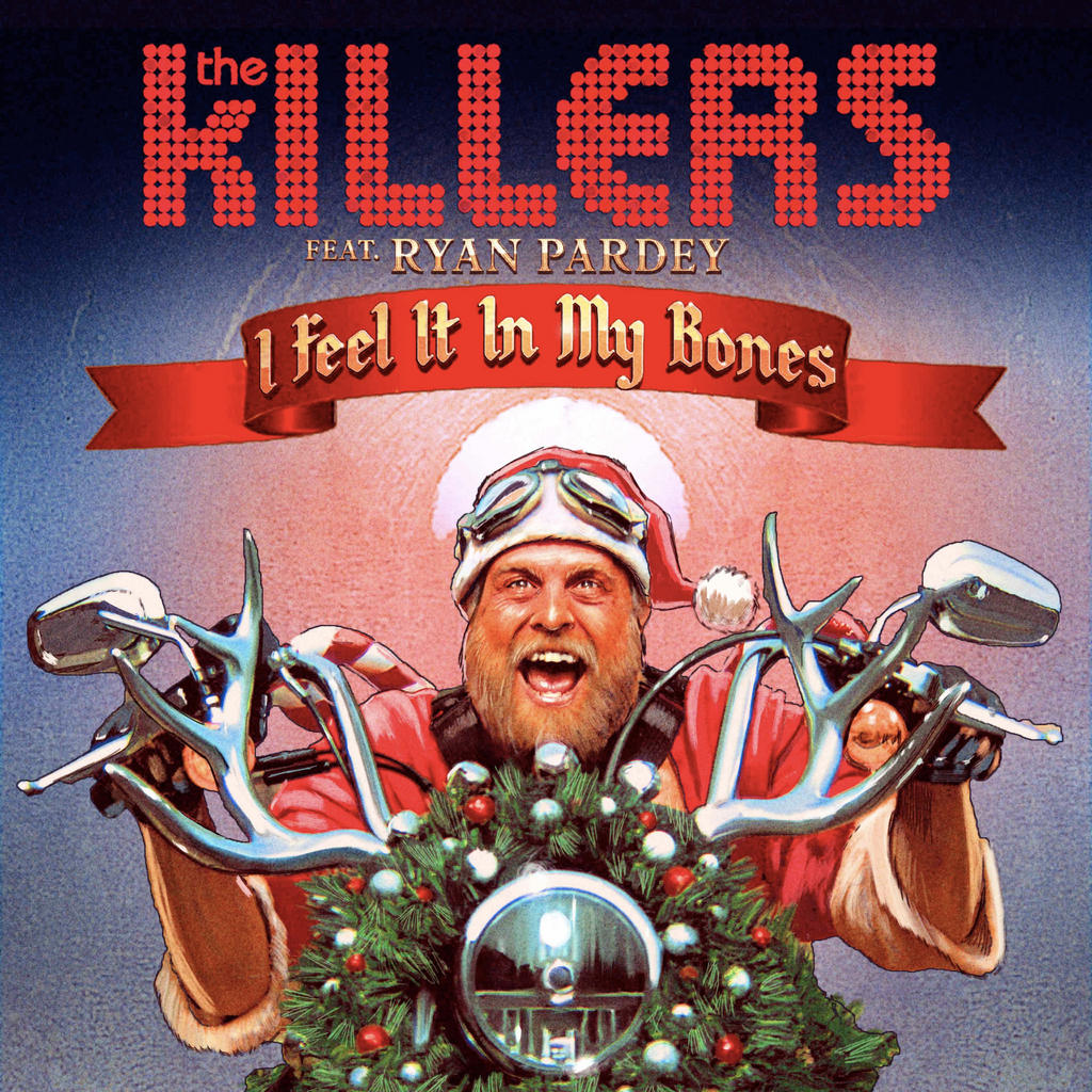 AUDIO: The Killers Release New Christmas Track |