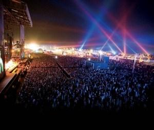 Coachella main Stage