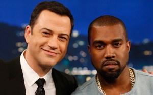 Jimmy Kimmel V Kanye West