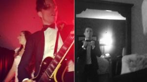 Shaun White Band at Prom
