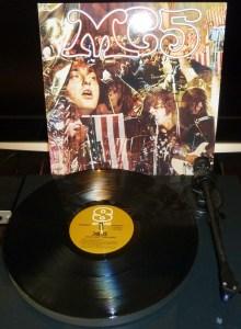 Kick Out The Jams Vinyl