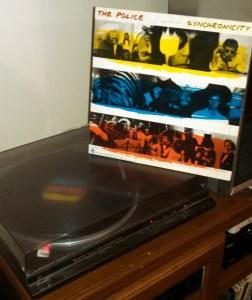 synchronicity vinyl