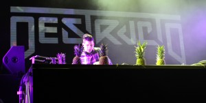 DESTRUCTO at Go HARD Miami