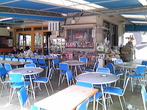 姫路市立動物園内の売店