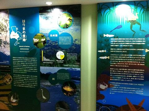 姫路市立水族館入口