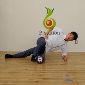 ランナー,ランニング,外もも,大腿筋膜張筋,腸脛靭帯,コンプレッション