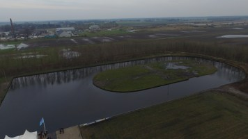 luchtfoto IJsbaan