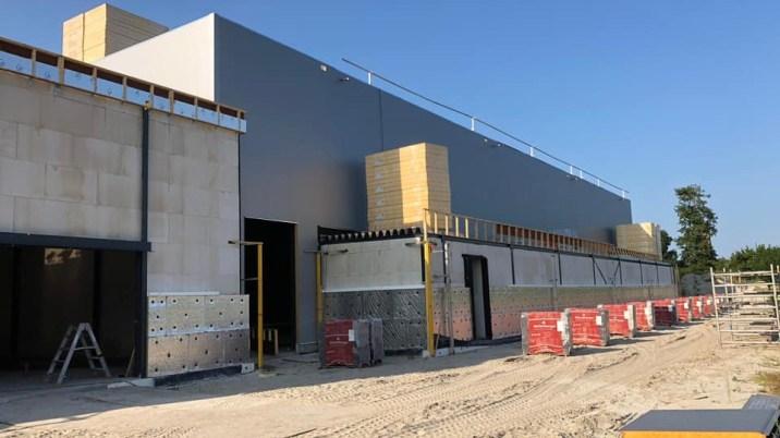 opbouwen buitenmuren MFA