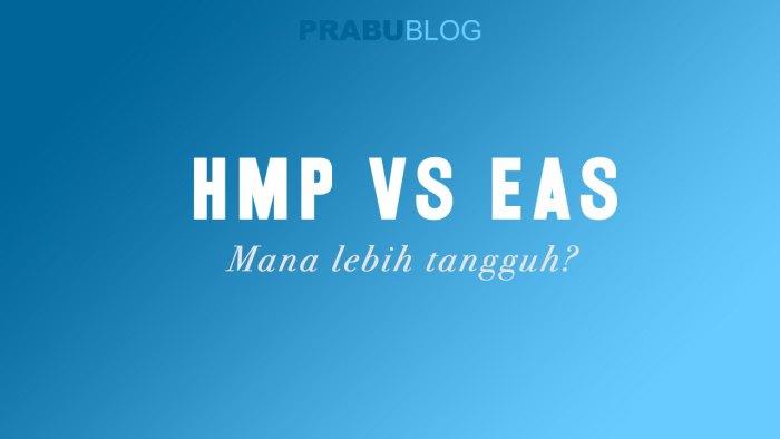 perbedaan kernel hmp dengan eas