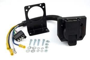 Curt Trailer Wiring Adapters  Trailer Hitch Wiring
