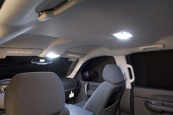 2005 Dodge Grand Caravan Interior Lights