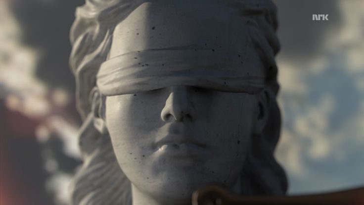 Image result for blind justice pictures of sculptures