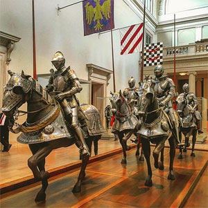 Image result for met hall of arms and armor