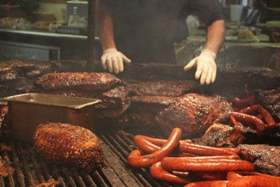 SAN ANTONIO TEXAS TRAVEL BBQ