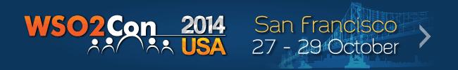 WSO2Con-USA-2014