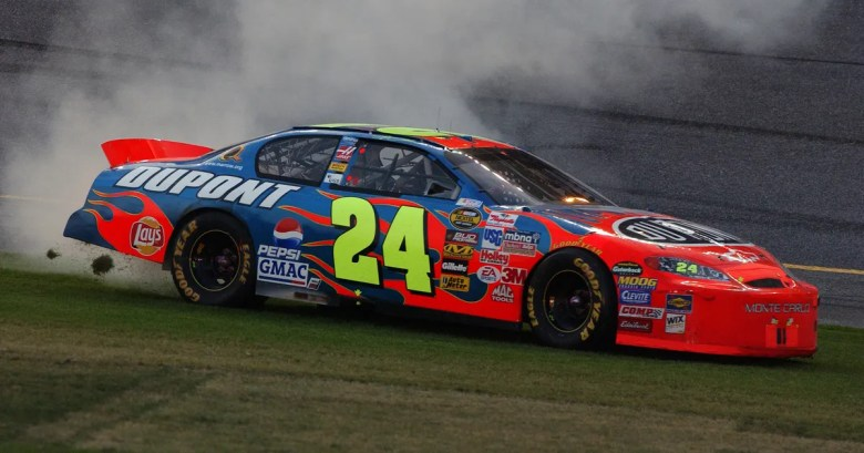 Jeff Gordon's iconic Daytona 500 paint schemes and results | FOX Sports