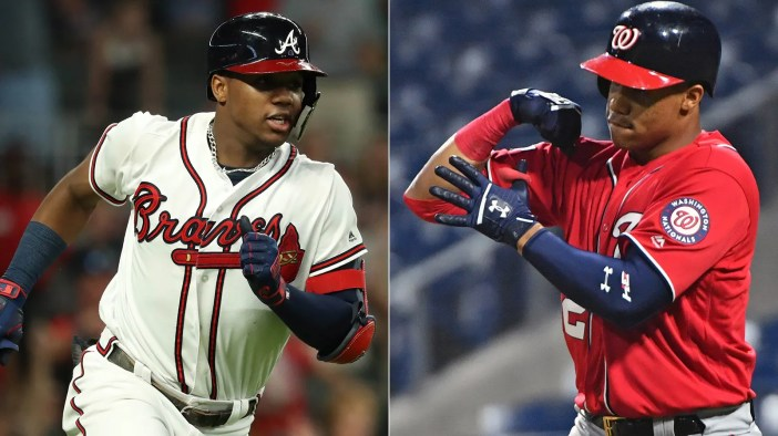 Three Cuts: Ronald Acuña Jr., Juan Soto capping historic Rookie of ...