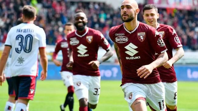 Image result for Torino vs Cagliari photos
