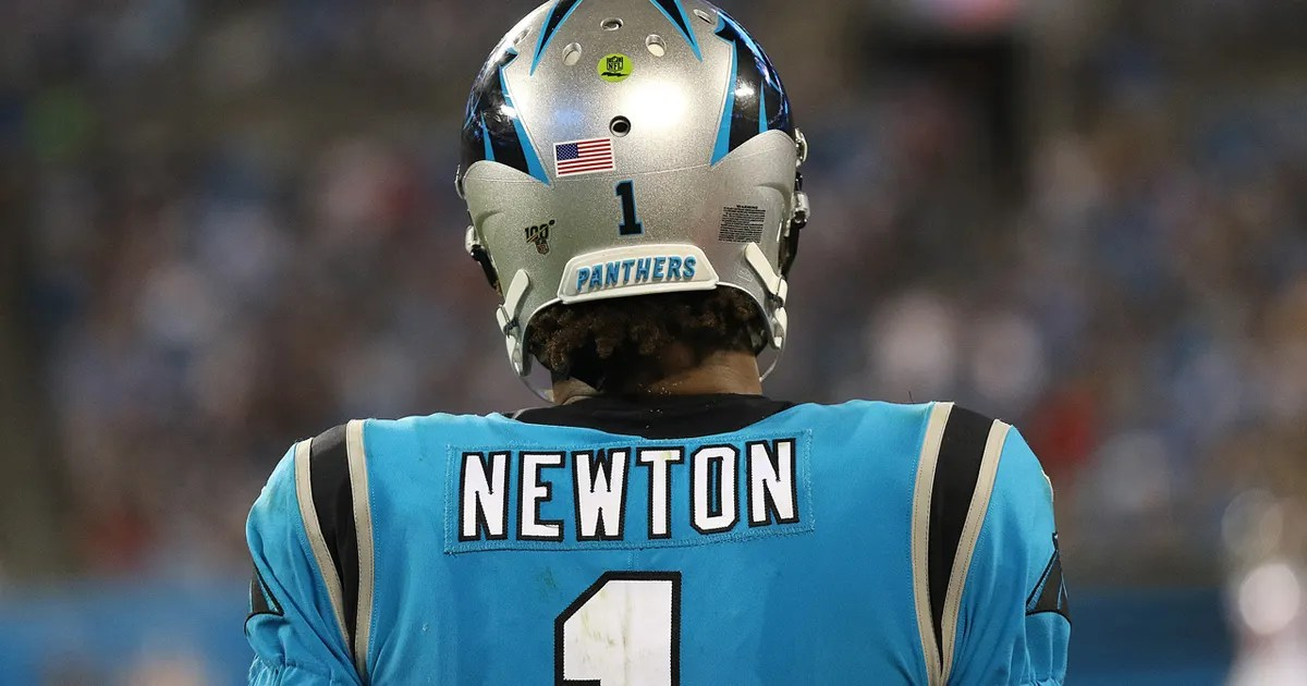 Cam Newton's path to his next NFL team is crystal clear thumbnail