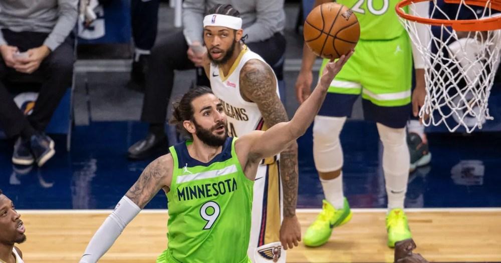 Timberwolves snap losing streak, defeat Pelicans 120-110   FOX Sports