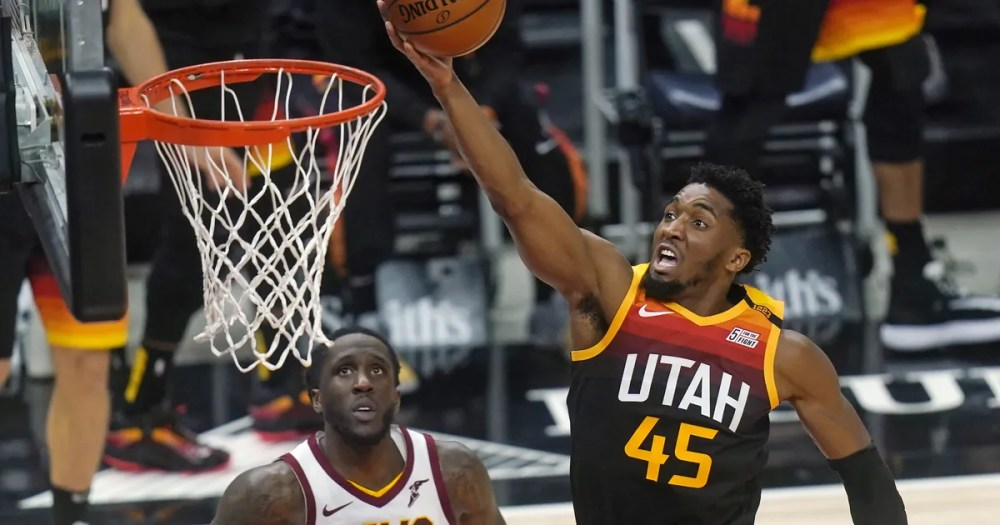 Shorthanded Cavs fall behind early en route to 114-75 loss to Jazz   ABZ  News