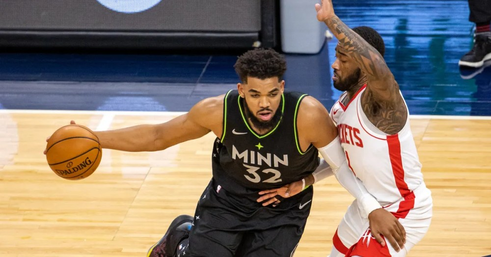 Timberwolves can't stop, they're back to defeat rockets 107-101 - Texas  News Today