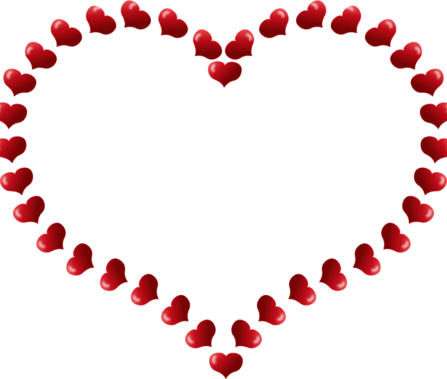 All Photo Png Clipart Heart Shape Valentines Day Human Anatomy Red
