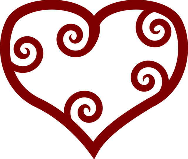 All Photo Png Clipart Borders And Frames Valentines Day Heart Download Document