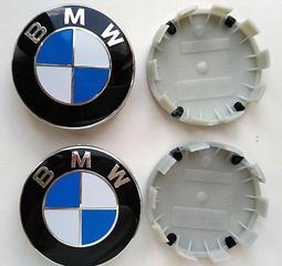 現貨!BMW 鋁圈 輪圈中心蓋貼紙 65MM E30 E34 E36 E38 E39 E46 E60 E90 - 露天拍賣