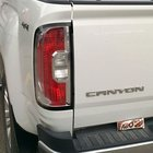 Can you name the truck with four wheel drive, smells like a steak, and seats thirty-five?