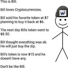 Don't Be Like Bill