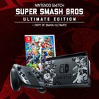 Nintendo Switch Super Smash Bros. Ultimate Edition + Copy of Smash Ultimate Giveaway {WW} (ends in 2 hours)