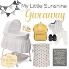 "Enter to Win A ""My Little Sunshine"" bundle Giveaway {WW} (03/15/2018)"