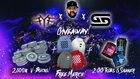 $25 Gift Card to the counsel of their choice! (2,800k V-Bucks) My FIRE Merch! (Hoodie of their Choice) 2 Free GamerSupps Tubs of YOUR choice! A Free GamerSupps Shaker!(6/17/2019){WW}