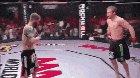 24 year-old Justin Gaethje makes Brian Cobb tap from leg kicks
